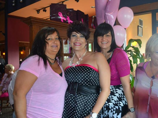 The Pink & Bloom Foundation will host its annual Hakuna Matatas 6th Anniversary Brunch against Breast Cancer from noon to 3 p.m. on Sunday at Gusto Grill.
