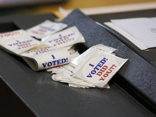 New York voters will go to the polls on April 19 during presidential primaries.
