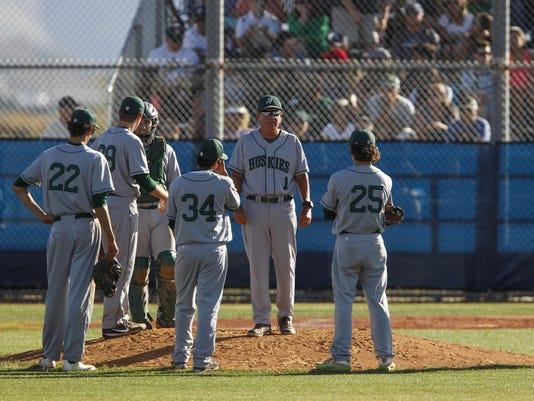 Horizon at Pinnacle baseball