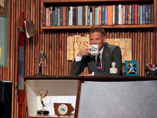 Emmy-award winning late night variety show live taping featuring three episodes Friday at the Gillioz Theatre.