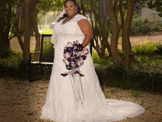 Weddings: Lakeshia Dixon & Lawrence Francis Jr.