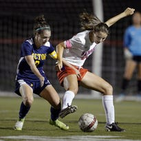 Magical year for Fairport's Claire Myers continues; forward named state Player of Year