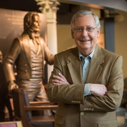 """The Long Game: A Memoir"" by Senate Majority Leader Mitch McConnell"