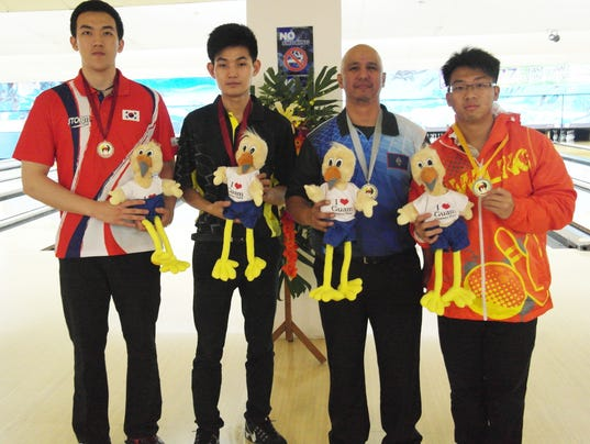 asian singles in bowler Filipino bowlers go up against some of asia's best in the second  are the  defending champions in the men and women's open singles.