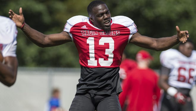 UL cornerback Savion Brown has been reinstated to the team after being suspended for four games.