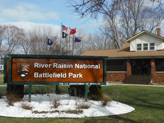 River Raisin National Battlefield Park is the only national park dedicated to the War of 1812.