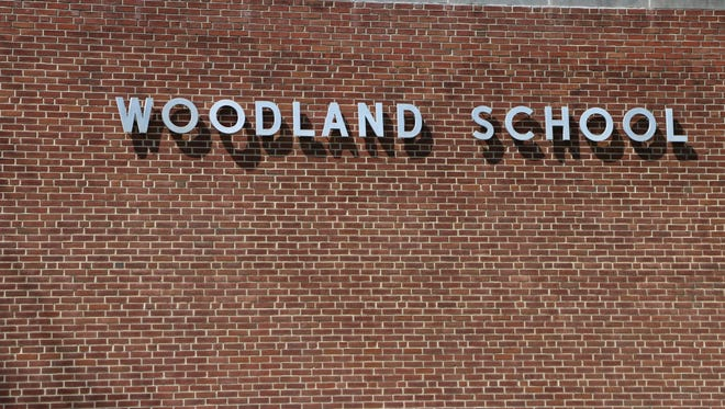 Woodland School in Plainfield. A new school will be built in its place and the district is asking the community for input on choosing a name.