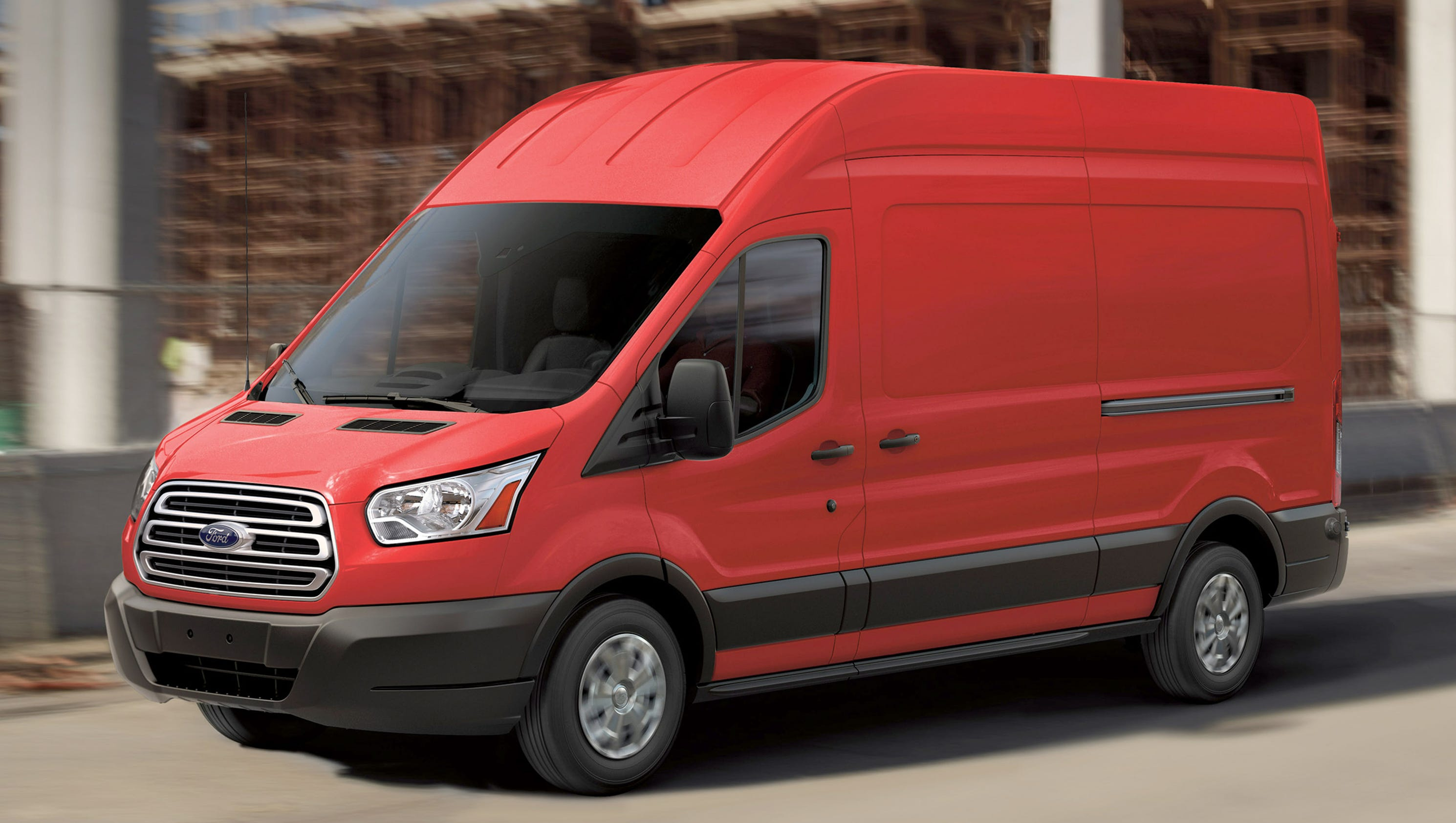 free ford blueprints outlines transit van
