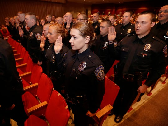 Sixty-five newest members of the Indianapolis Metropolitan
