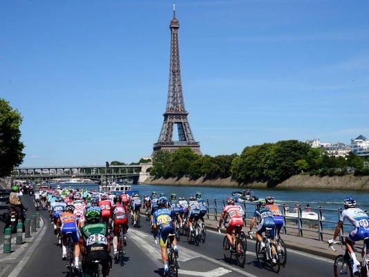 USP TENNIS: TOUR DE FRANCE-STAGE TWENTY S CYC FRA