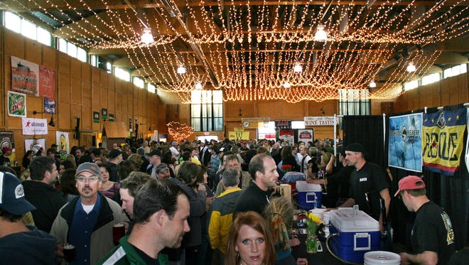 The Oregon Garden Brewfest will take place Father's Day weekend, June 16 through 18.