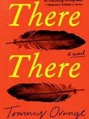 """""""There There"""" by Tommy Orange."""