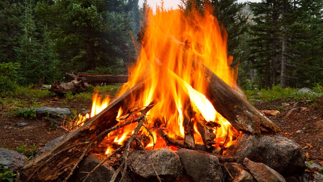 Be sure to check the fire restrictions if you plan to go camping this weekend.