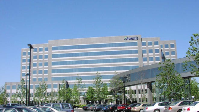 Valeant Pharmaceuticals International moved headquarters of Bausch + Lomb inc. from Rochester to this building in Bridgewater, N.J., after purchasing the eye care company for $8.7 billion last August.
