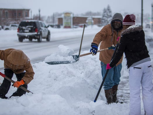 Icsd Calls First Snow Day In 61 Years