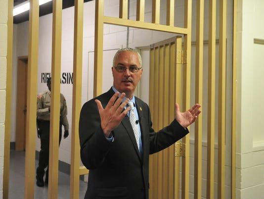 NAS-CRIMINAL JUSTICE CENTER MOVE NEW RAW