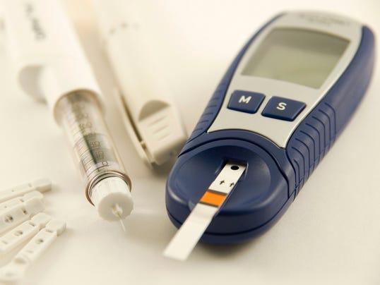 Diabetes monitoring
