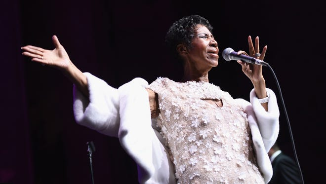 Aretha Franklin, the legendary Queen of Soul, is canceling upcoming concerts in New Jersey and New Orleans under doctor's orders. She is said to be 'extremely disappointed.'