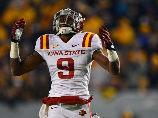 """""""I'm very confident,"""" Iowa State's Quenton Bundrage said. """"I don't worry about my knee at all. God forbid if I do end up getting hurt again, then it's just meant to be. I'm going out there attacking the field like nothing ever happened."""""""
