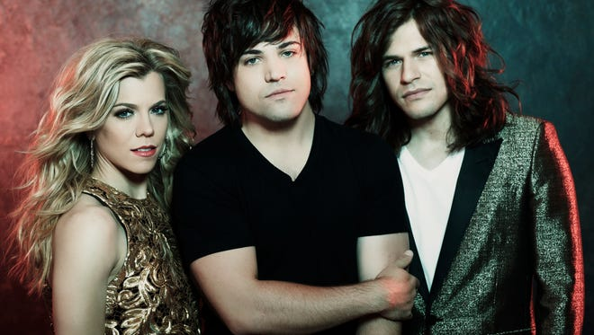 The Band Perry will headline Common Ground Music Festival in Lansing on July 9.