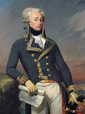 The Marquis de Lafayette served as a general in the American Revolution.