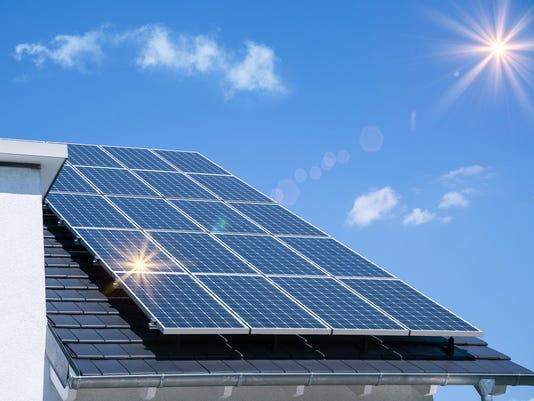 Photovoltaic panels