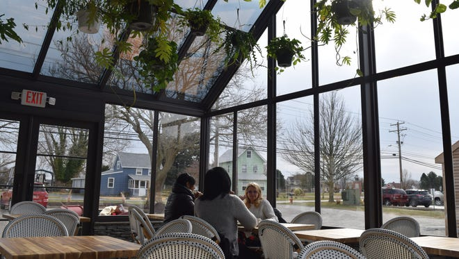 Station on Kings is a new cafe in Lewes.