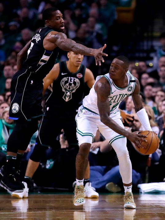 Eric Bledsoe, Terry Rozier