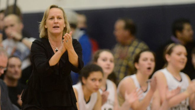 Dottie Edwards coached the Asheville Christian Academy girls basketball team for 10 seasons before retiring in April.