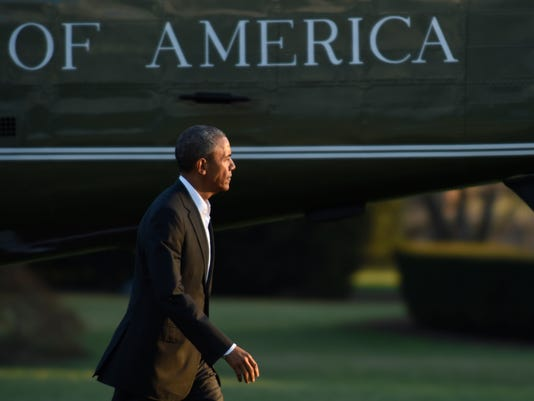 AP OBAMA A USA DC