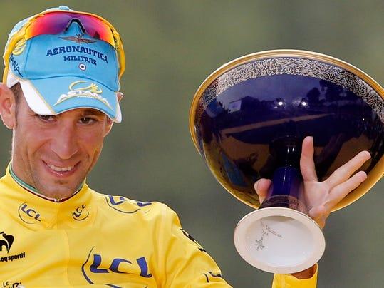 0728 Tour de France TROPHY H