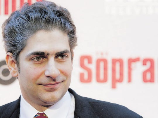 Michael Imperioli attends the World Premiere of two new episodes of HBO's The Sopranos Tuesday, March 27, 2007, at Radio City Music Hall in New York City.