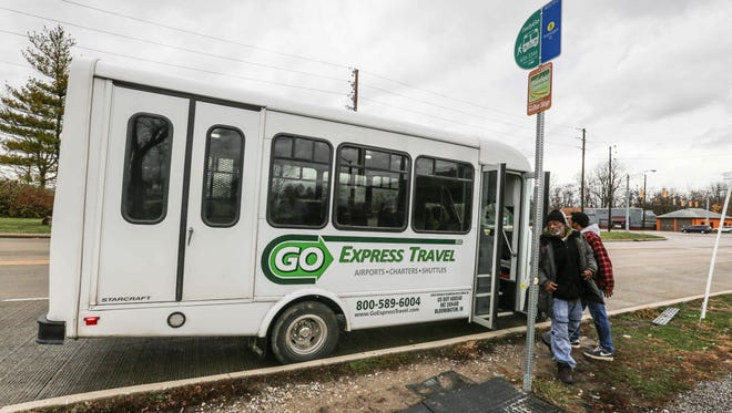 People struggling with mental illness and addiction are often at the mercy of public transportation  to get to treatment,  job interviews and jobs. IndyGo's improvements are applauded by an Indianapolis psychiatrist.