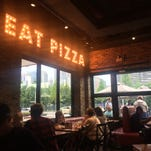 """Giordano's is home of the famous """"stuffed deep-dish pizza."""" It's a Chicago must."""