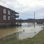 Businesses and homeowners take account of flooding: There's been 'nothing like yesterday'