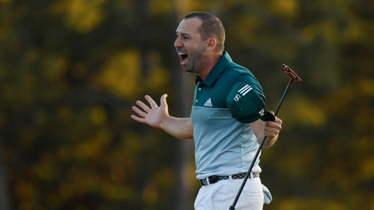 A quick look back at recent Masters winners following Sergio Garcia's victory.