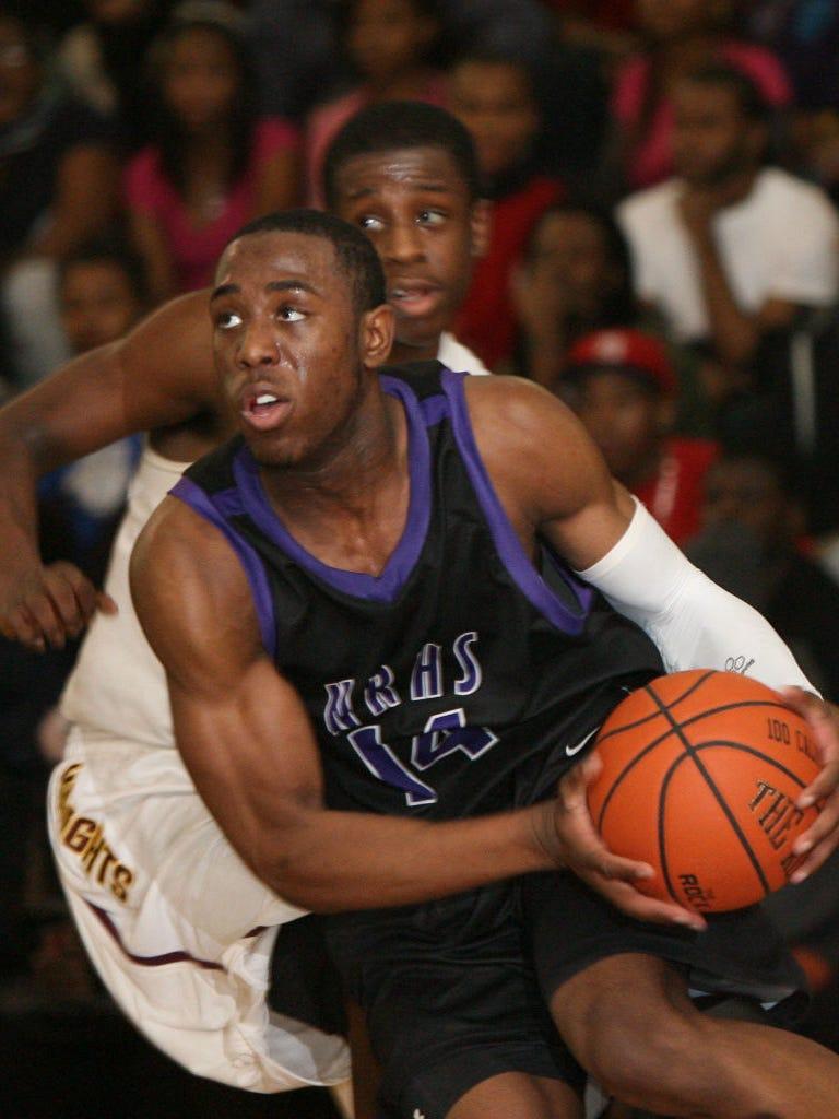 New Rochelle's Antoine Mason to transfer to Auburn