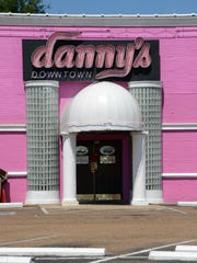 Danny's Downtown on West Street in Jackson, Miss.