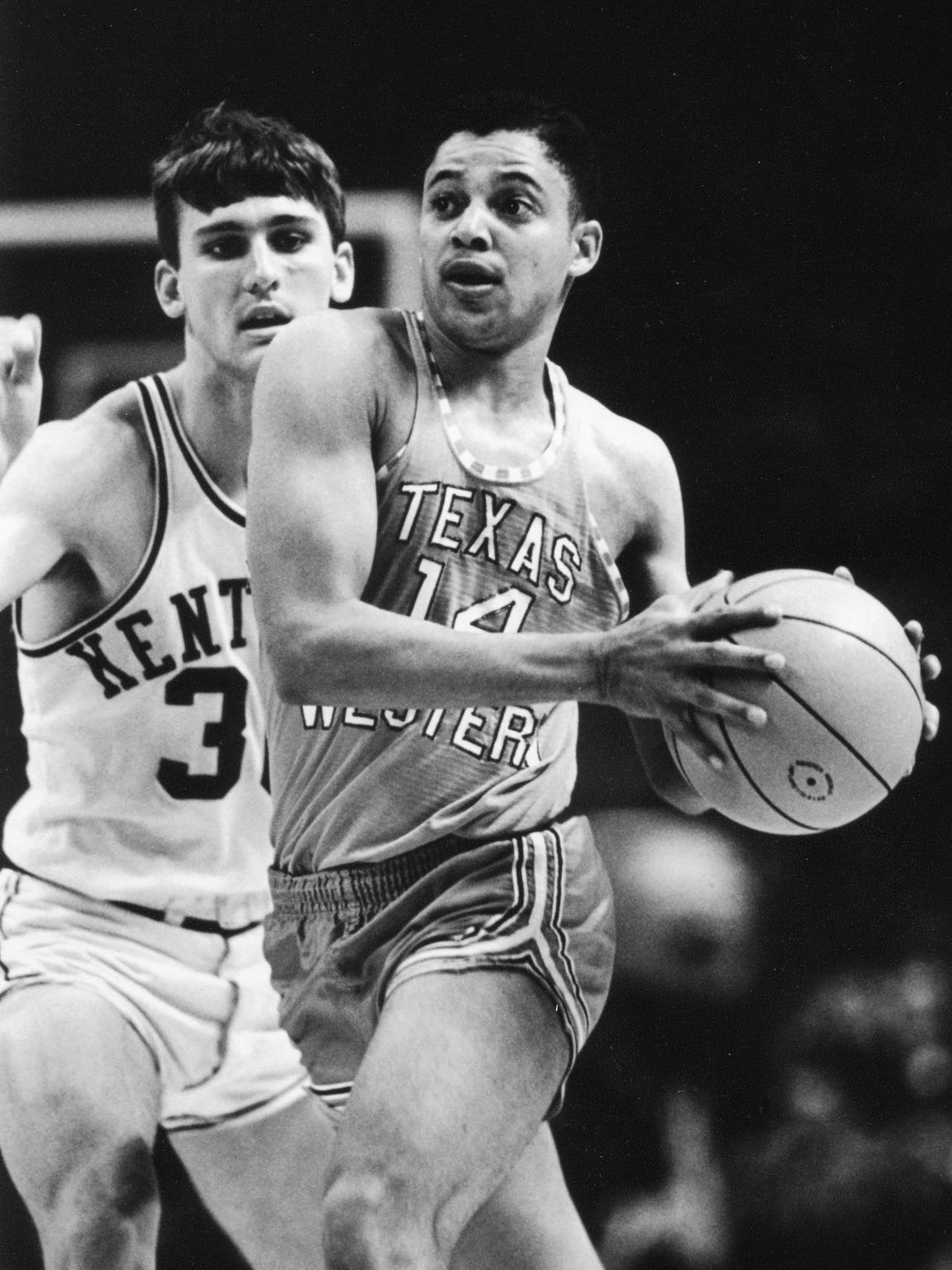 Bobby Joe Hill whose two steals with time running out