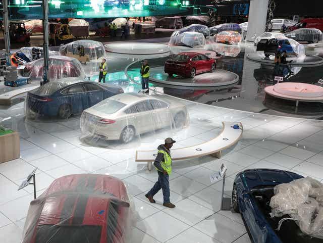 Detroit Free Press Auto >> Disney Google 2017 Detroit Auto Show Is More Than Carmakers