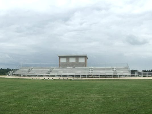Plymouth football field