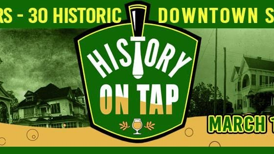 Thursday, downtown Shreveport pairs 30 beers with 30 historical facts the for the third installment of History on Tap, downtown's unique brew-sampling/history-loving event.