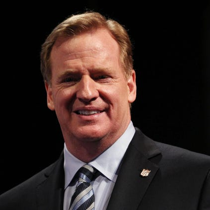 NFL commissioner Roger Goodell has recently received a lot of criticism about the league's handling of major issues including domestic violence.