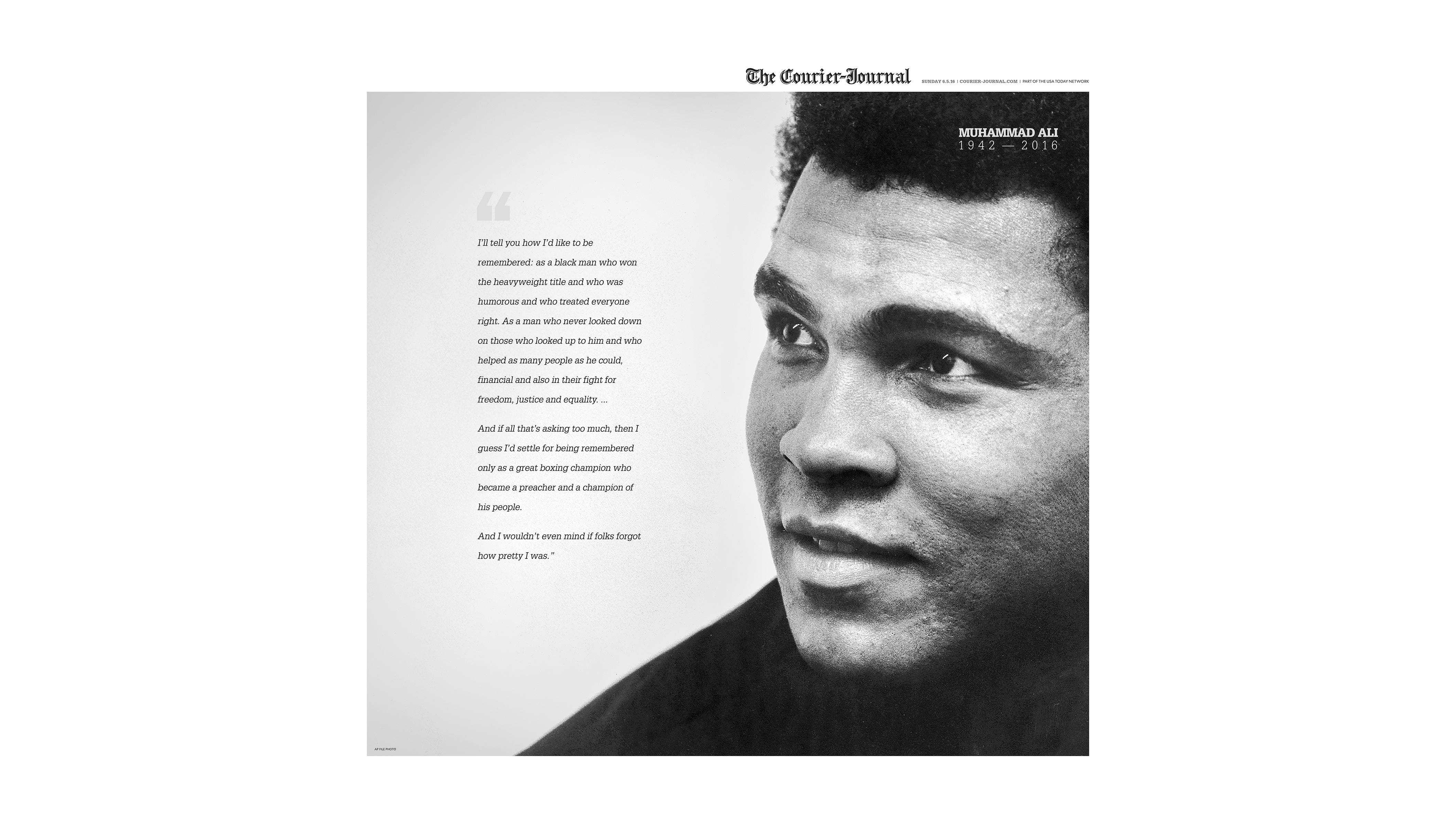 an introduction to the life and boxing career of muhammad ali Muhammad ali: the career of cassius clay topics: muhammad ali, sonny liston, boxing pages: 2 (414 words) published: october 8, 1999 the name muhammad ali needs no introduction in the sports industry.
