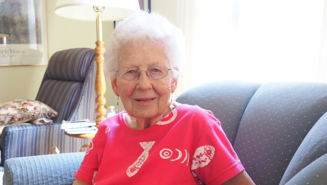 Marguerite Soffa has been volunteering for Fond du Lac Literacy Services for more than 30 years.