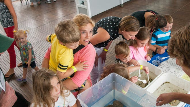 You'll be amazed at what you can learn at Discovery World's Love Your Great Lakes Day.