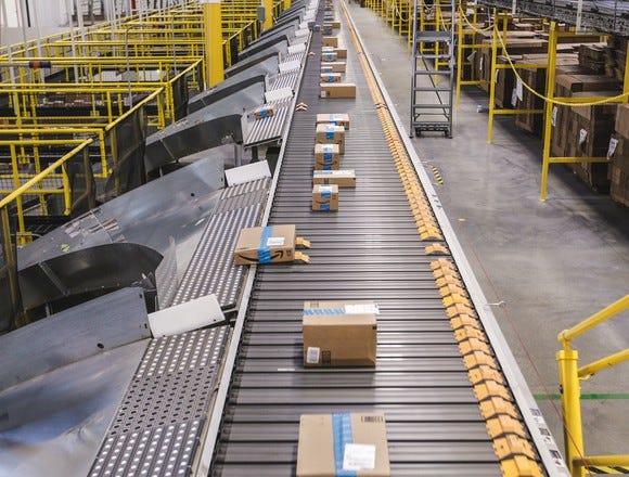 Amazon returns result in punishment forecast