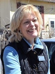 State Farm Service Agency Executive Director Sandy Chalmers