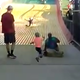Mother at Iowa State Fair avoids Giant Slide accident, uses 'mommy instincts' to catch child