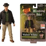 "FILE - In this undated file image released by AMC shows Bryan Cranston as Walter White in a scene from the series finale of ""Breaking Bad"". Toys R Us is pulling its four collectible dolls based on characters from AMC's hit series ""Breaking Bad"" after taking heat from a Florida mom who launched a petition campaign."